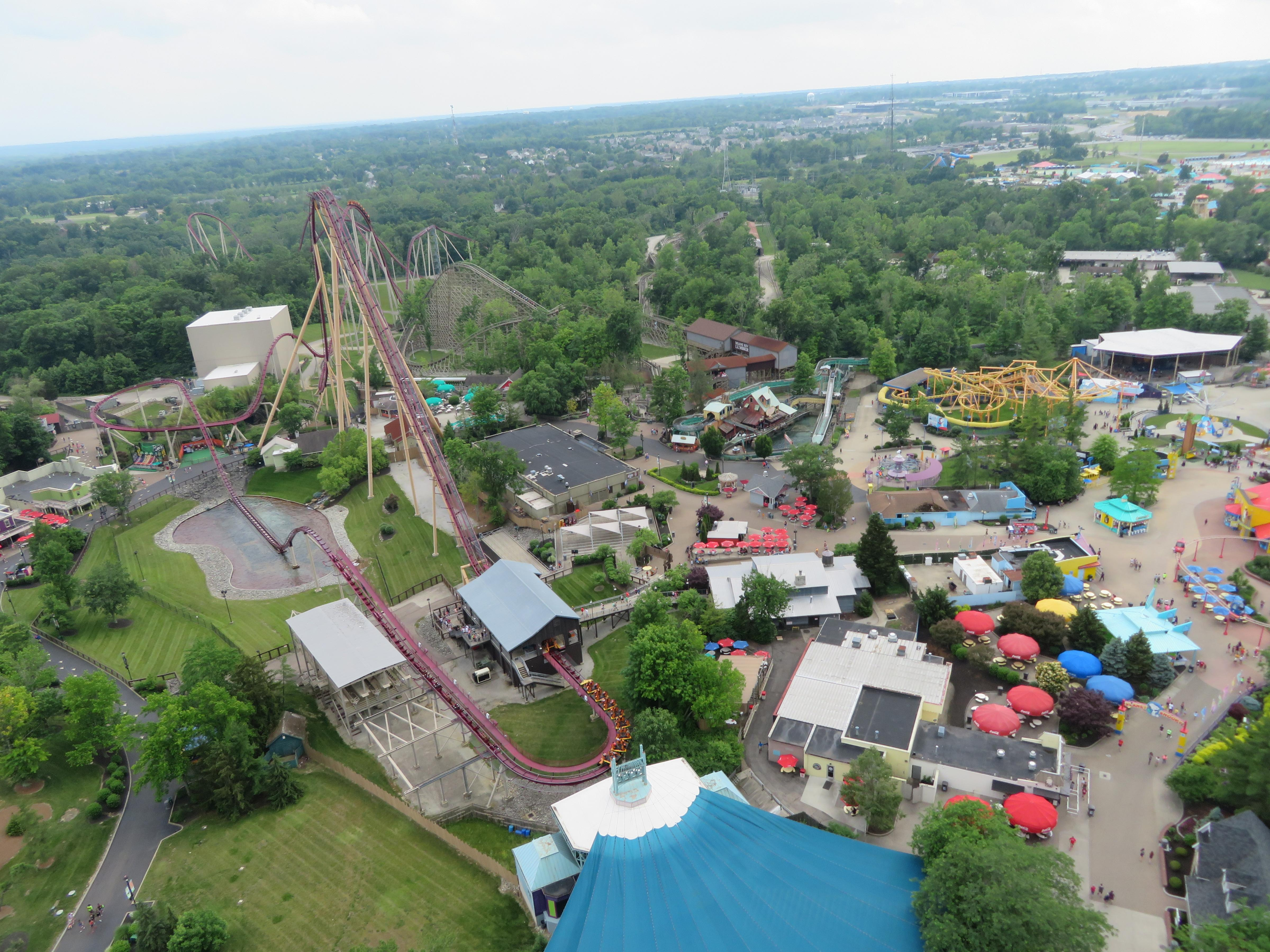 Kings Island - 5th June 2019